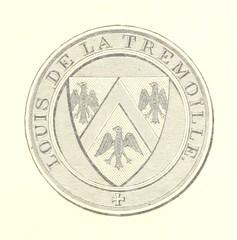 """British Library digitised image from page 9 of """"Les Fiefs de la Vicomté de Thouars d'après l'inventaire inédit de J. F. Poisson en 1753. Publiés par le Duc de la Trémoille et H. Clouzot"""""""