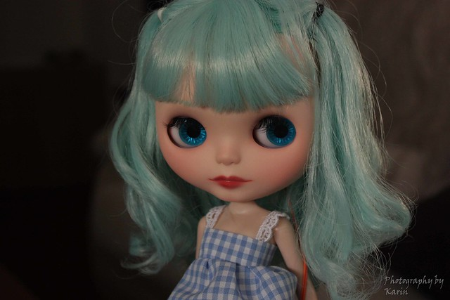 Blythe custom for Terchi