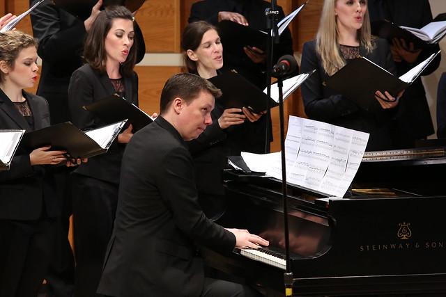 Ola Gjeilo, Composer-in-Residence