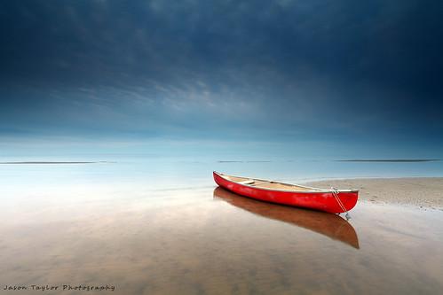 Canoe in Color