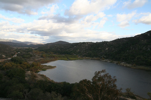 Lake Wohlford Lookout