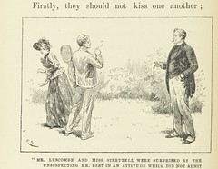 Image taken from page 88 of 'Miss Parson's Adventure, by W. Clark Russell, and other stories by other writers. With ... illustrations'