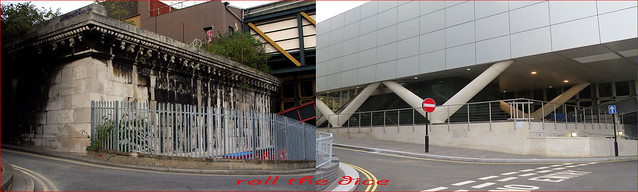 Blackfriars Station`2008-2013
