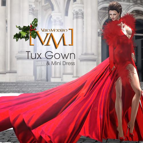 [VM] VERO MODERO  Tux Gowns