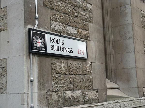 rolls buildings