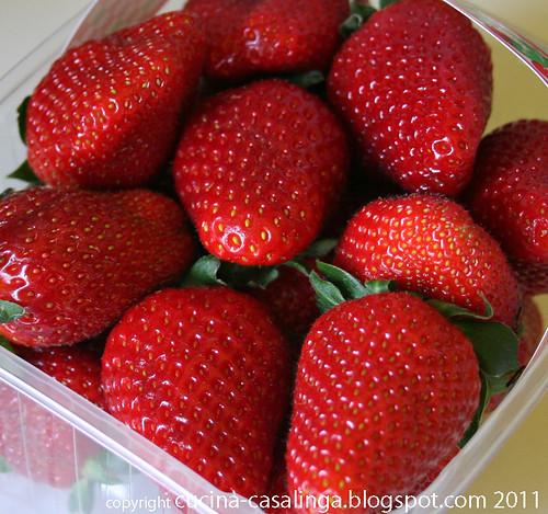 Erdbeeren Sizilien