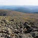Southern slope, Mount Washington