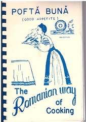 Cover of the Pofta Buna cookbook