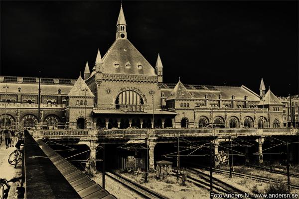 københavn, köpenhamn, copenhagen, hovedbangaard, hovedbangård, h, central station, railroad, railway, järnvägsstation, centralstation