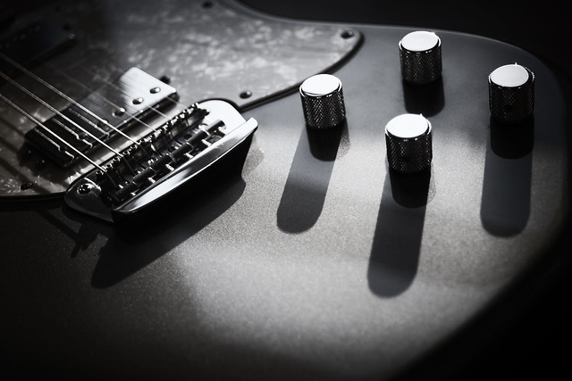 Photo:Tonal Fender Toronado By keith ellwood