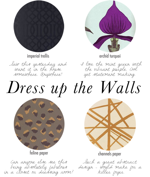 Dress Up The Walls 011614