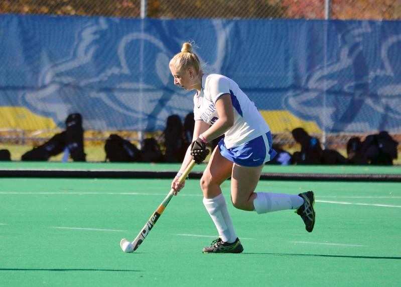 Field hockey falls to UNC