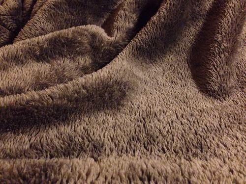 無印良品 厚手毛布