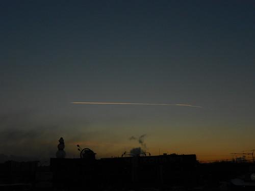 самолет мин