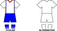 Uniforme Selección Aregueña de Fútbol