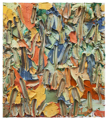 Zhu Jinshi, Thirty Ways No. 2 ,2013, Oil on canvas, 180 x 160 cm