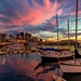 Sunset San Diego Bay by mojo2u