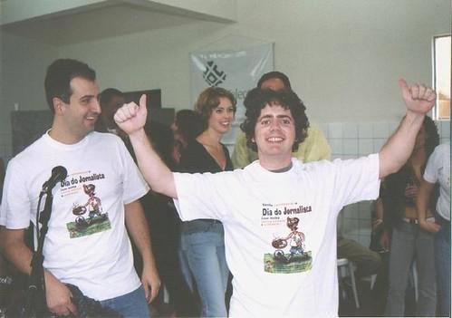 3º Churrasco Dia do Jornalista (2004)