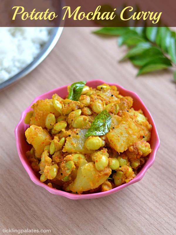 urulaikizhangu mochai kara curry
