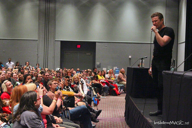 James Marsters at MegaCon 2014