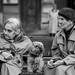 Elderly ladies by Kasia Mijakowska