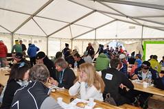 Marathon du Grand-Bec (2014) - Repas
