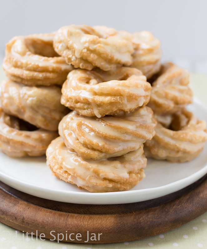 French Honey Crullers