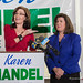 Karen Handel and Sarah Palin...