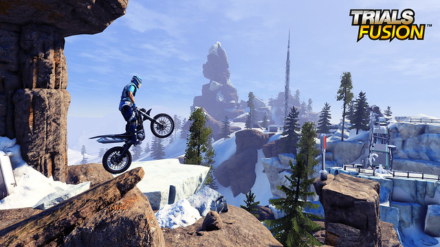 Trials Fusion PC Closed Beta Updated