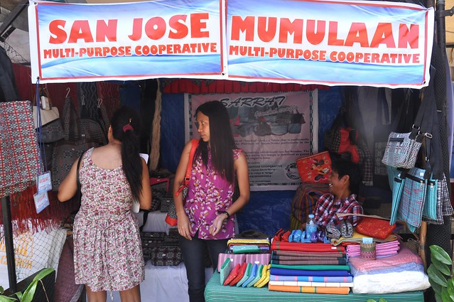 Minuyngan Ken Partuat Trade Fair