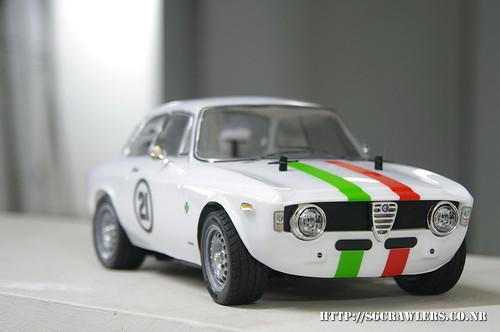 Tamiya M06 Alfa Romeo Giulia Build - Boolean21's M-chassis 13740126565_d157b088c6