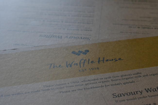 Daisybutter - UK Style and Fashion Blog: waffle house, st albans