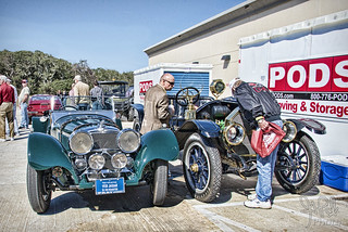 1938 SS 100 Jaguar 3½-Litre Roadster at Amelia Island 2014