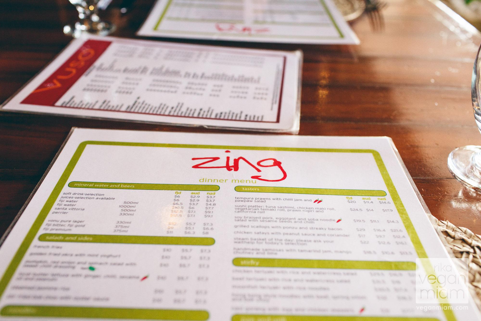 """""""Zing"""