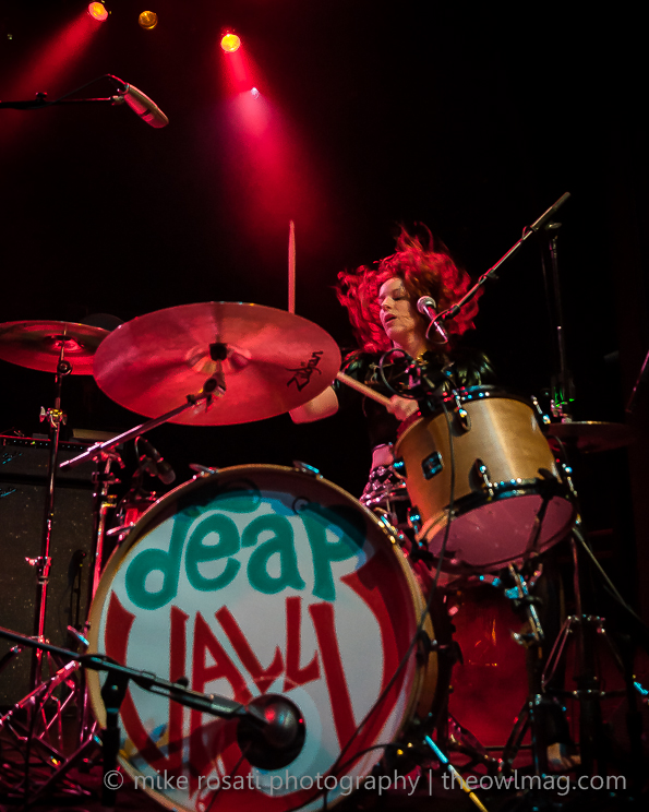 Deap Vally @ Regency Ballroom, SF 5/22/14