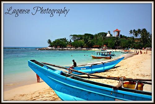 ocean plaza summer beach canon boat holidays asia estate sri lanka srilanka spiaggia unawatuna lodz łódź wakacje lato plaża azja