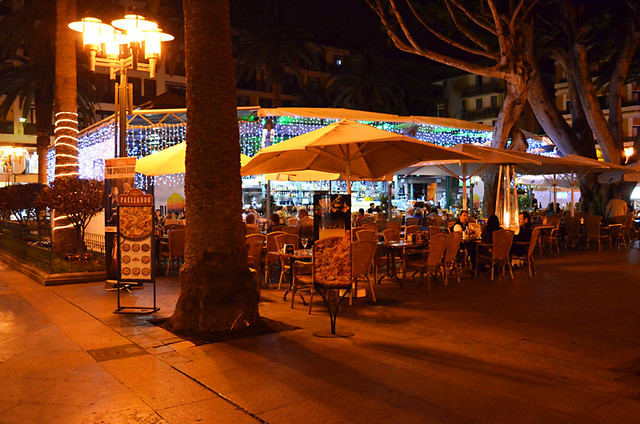 Bar Dinamica, Puerto de la Cruz, Tenerife