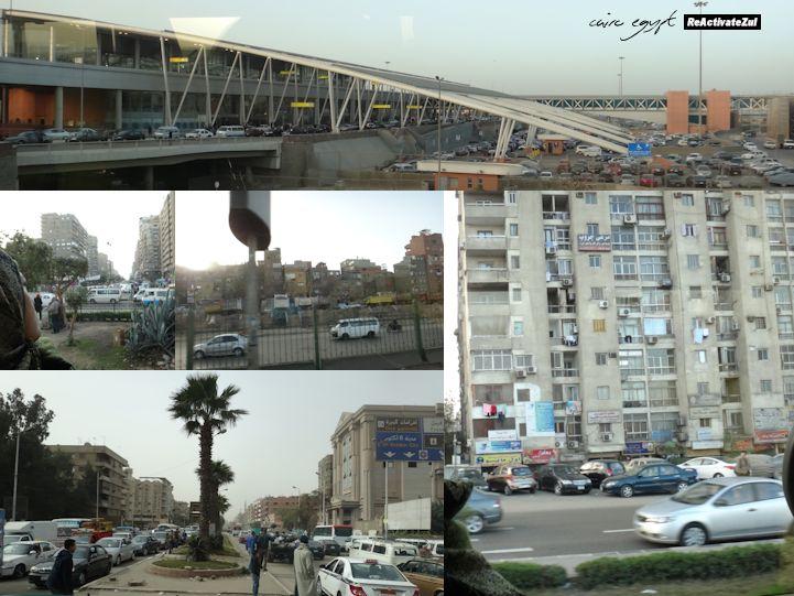 Mesir - Life in Cairo