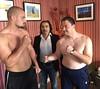 Adrian Granat überrascht mit 119,4 Kg - Nikola Milacic 90,6 Kg