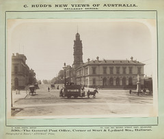 General Post Office, Corner of Sturt & Lydiard Sts Ballarat