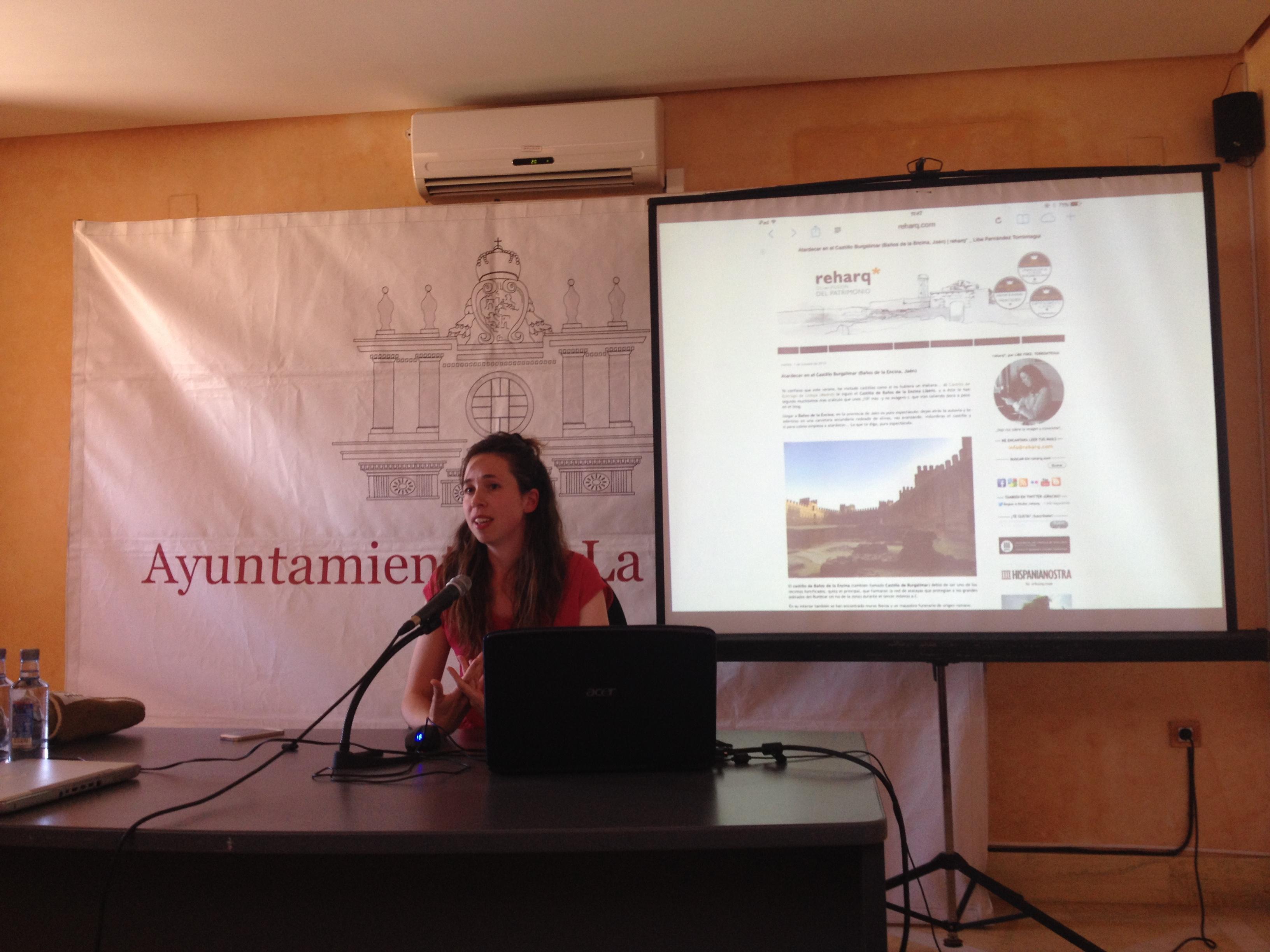 Libe Fernandez Torrontegui_univeridad cursos jaen_ponnecia_patrimonio