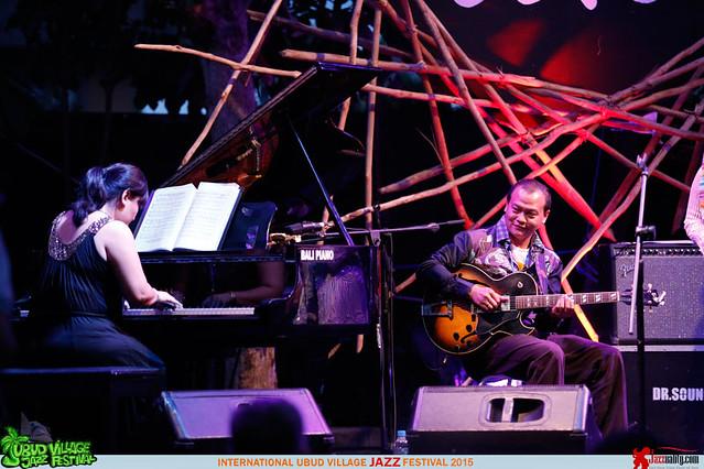 Ubud Village Jazz Festival 2015 Day 2 - Dian Pratiwi (5)