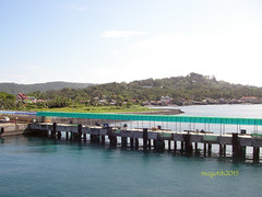 Calapan Port: Then