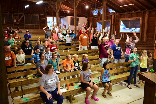 Church Camp - 2015
