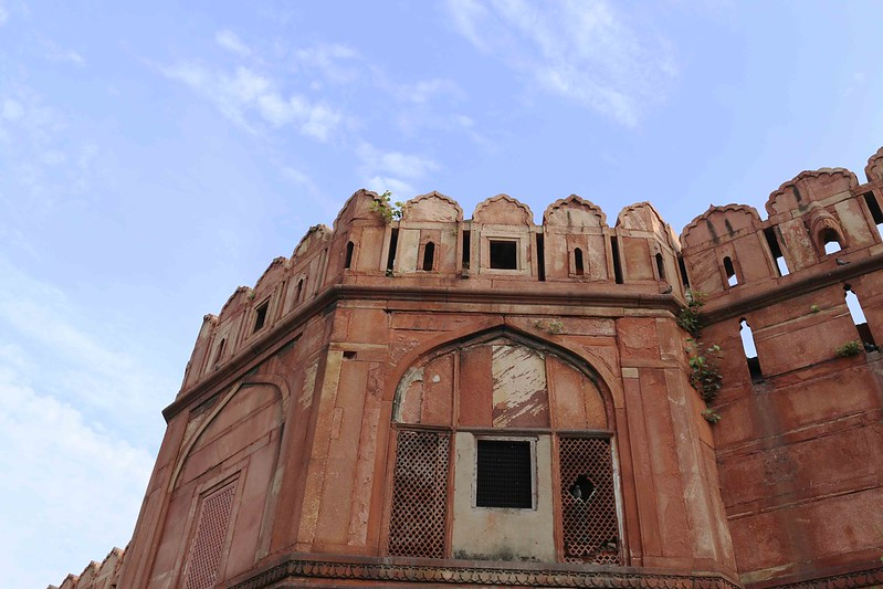 City Monument - The Backside, Red Fort