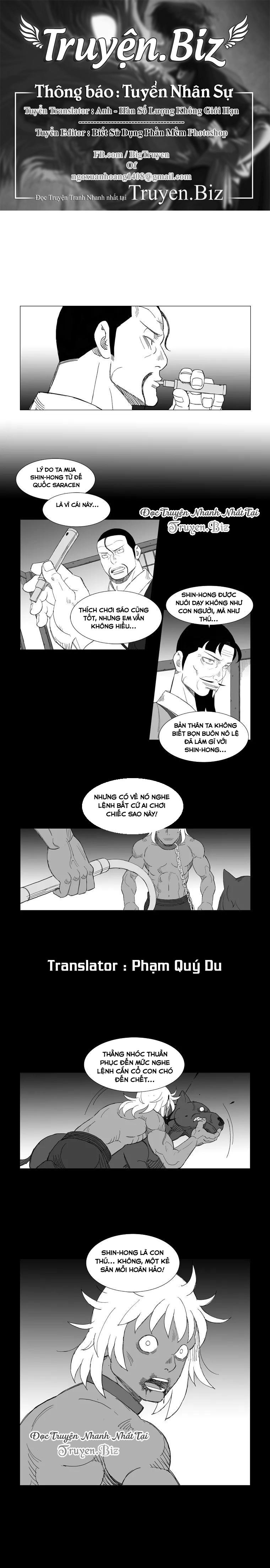 Mujang Chapter 164 - Hamtruyen.vn