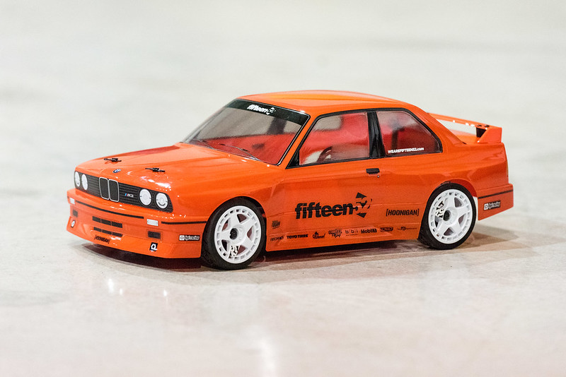 Marcus HPI BMW E30 M3.