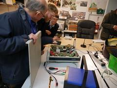 Bristol Hackspace: Solartron 7081 Voltmeter