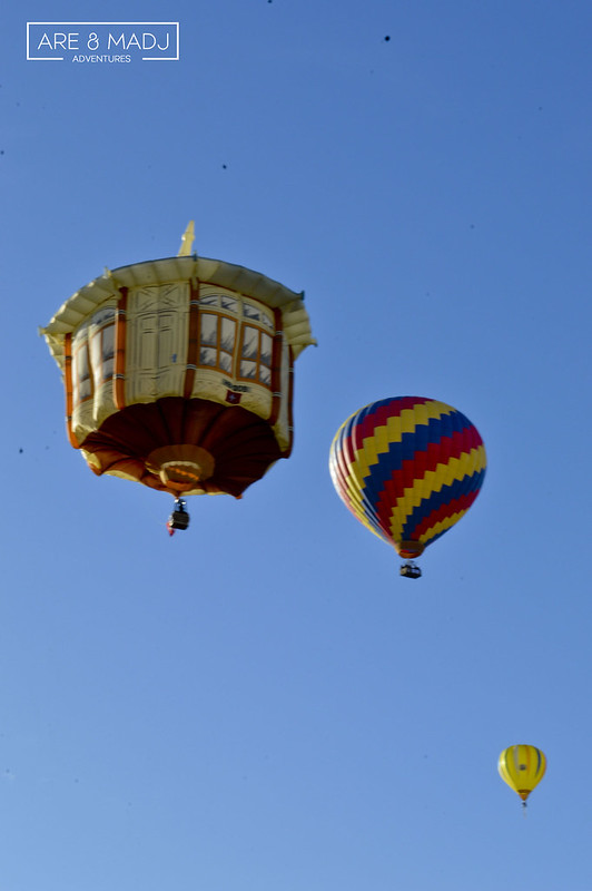 21st Hot Air Balloon Festival