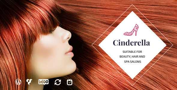 Cinderella WordPress Theme free download